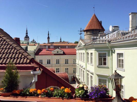 tallinn old city