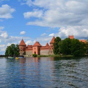 trakai-lake-castle-lithuania