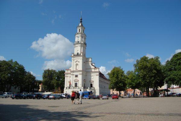 Kaunas Town Hall Square