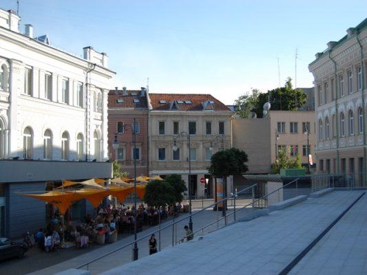 heritage trip vilnius-old-city