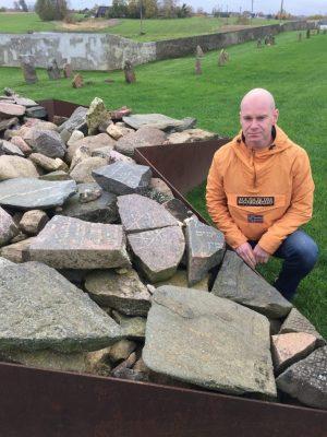 heritage trip graveyard-Jewish