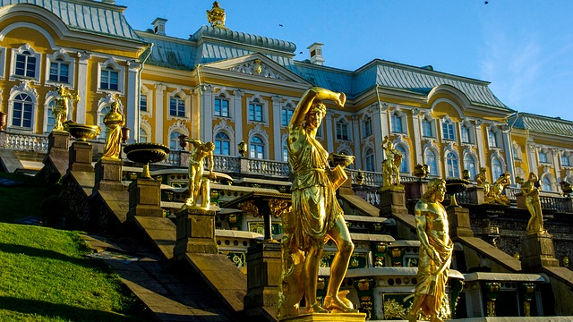 Tours to Russia - Saint Petersburg