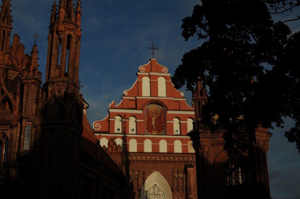 Vilnius St. Ann's Church