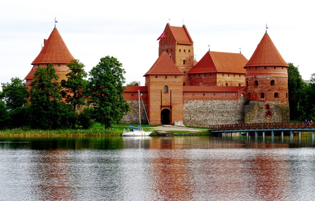 Trakai castle adventure