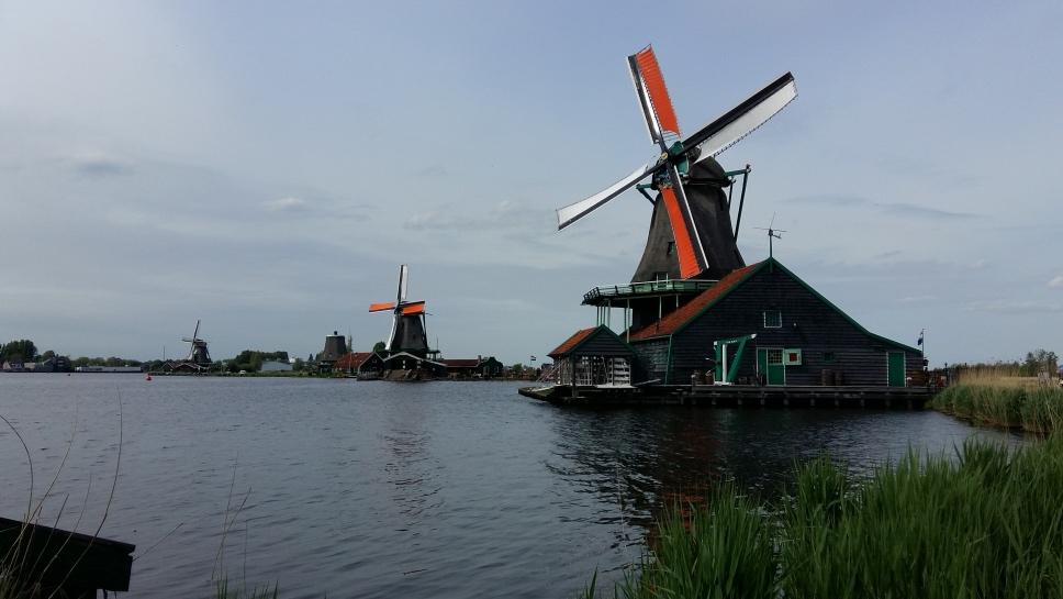 Netherlands, Wind Mills
