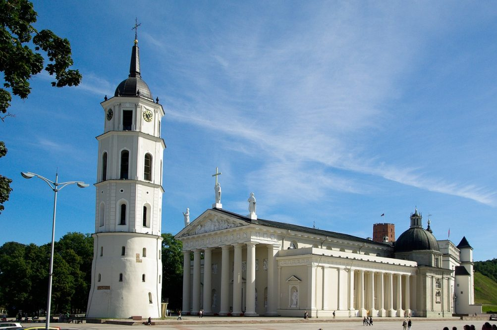 Vilnius Cathedral architecture