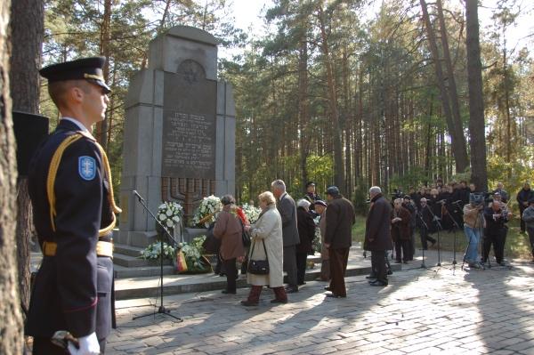 Paneriai Forest Memorial