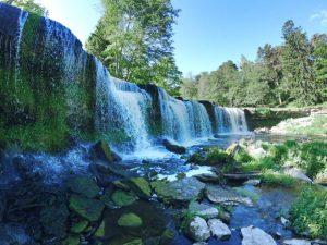 Waterfalls in Keila