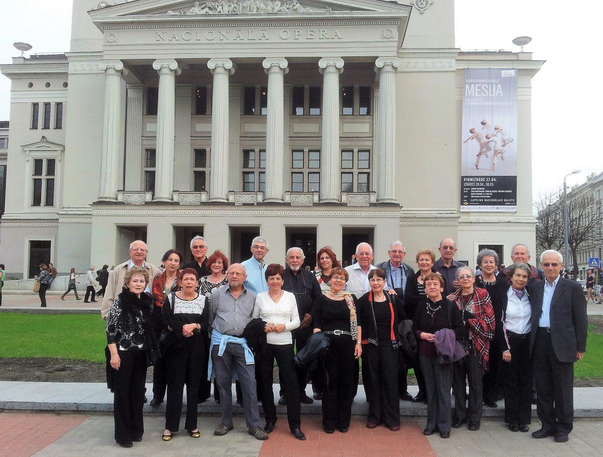Music in Riga 2013