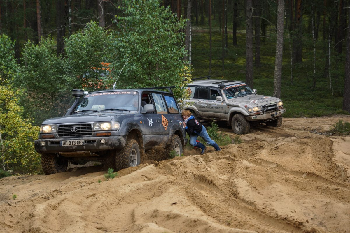 Jeep Safari Lithuania