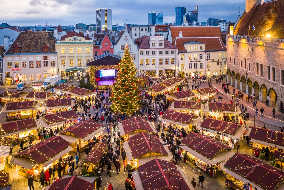 Top Christmas Markets In Europe.Congrats To Tallinn Best Christmas Market In Europe