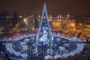 Christmas Market in Vilnius