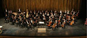 National symphony orchestra on Haapsalu Tchaikovsky Festival