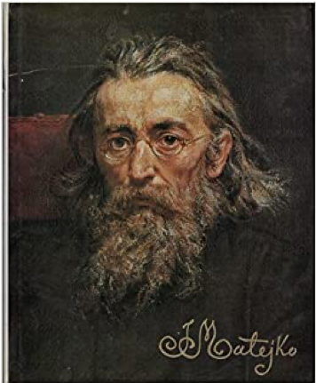 Jan Matejko self portrait