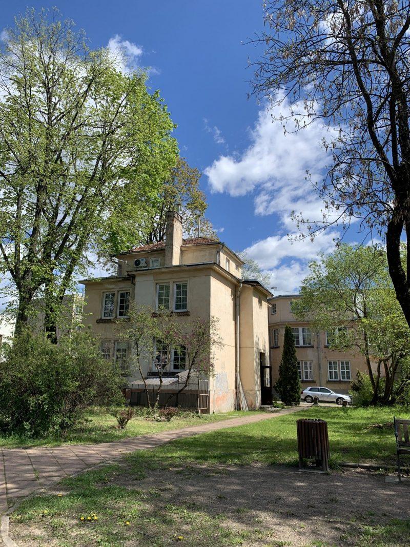 Zverynas apartment homes