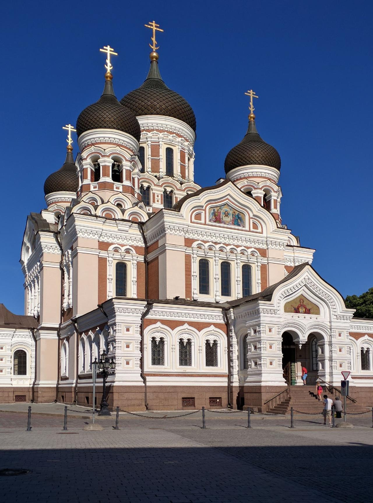 Russian church in Tallinn